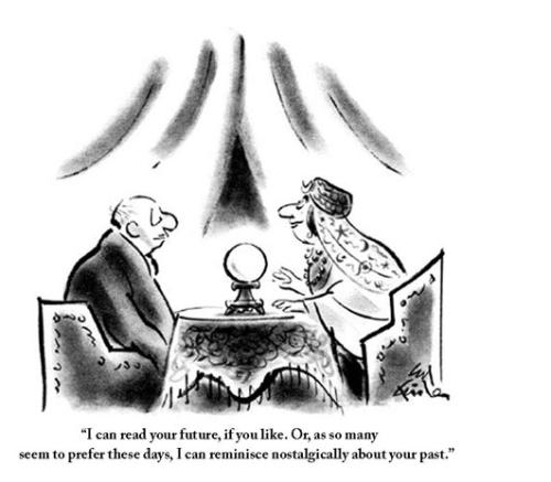 Nostalgia New Yorker