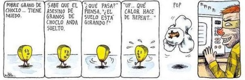 Pochoclo Liniers