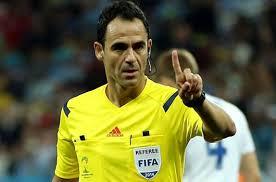 árbitro colombia brasil brazil world cup mundial