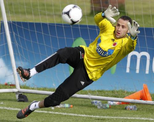 David Ospina arquero goalie world cup colombia