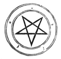 pentagram pentagrama pentáculo